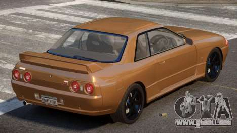 Nissan Skyline R32 V-Style para GTA 4
