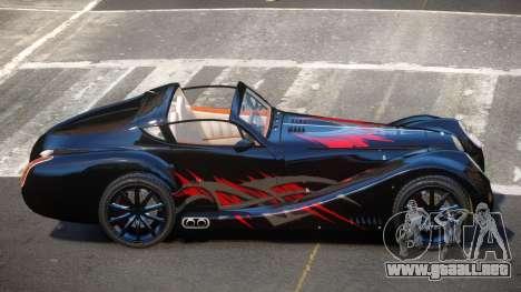 Morgan Aero S-Tuned PJ3 para GTA 4