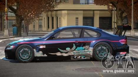 BMW M3 GT2 MS PJ6 para GTA 4