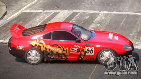 Toyota Supra G-Style PJ2 para GTA 4