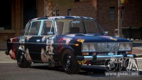 VAZ 2106 Classic PJ3 para GTA 4