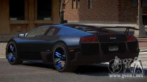 Lamborghini Murcielago LP670 TI para GTA 4