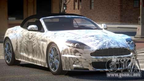 Aston Martin DBS Volante SR PJ2 para GTA 4