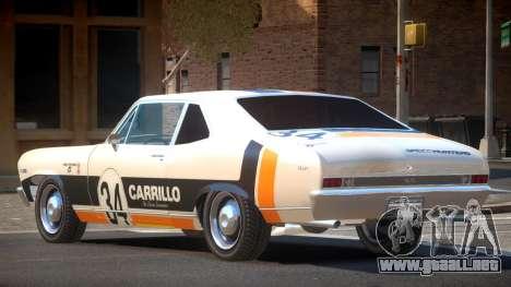 Chevrolet Nova RT PJ5 para GTA 4