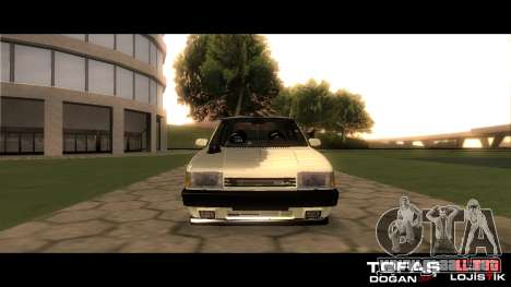 Tofaş Doğan SLX - (ETB Logística) para GTA San Andreas