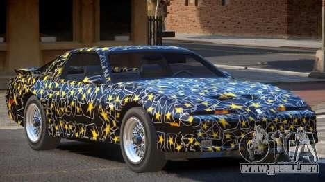 1991 Pontiac Firebird PJ4 para GTA 4