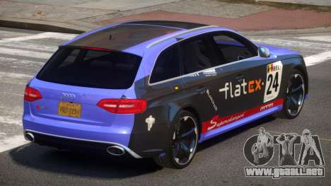 Audi RS4 S-Tuned PJ5 para GTA 4