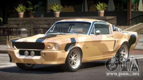Shelby GT500 R-Tuning PJ3 para GTA 4