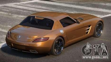 Mercedes Benz SLS JR para GTA 4