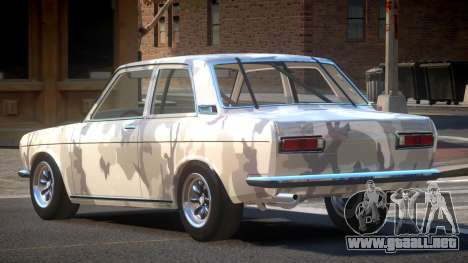 Datsun Bluebird L-Tuning PJ2 para GTA 4
