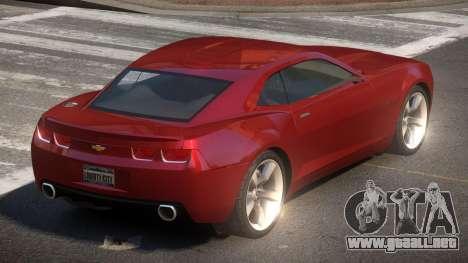 Chevrolet Camaro Modern para GTA 4