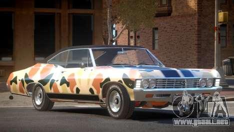Chevrolet Impala GS PJ2 para GTA 4