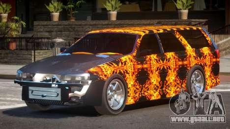 Nissan Stagea RS PJ1 para GTA 4