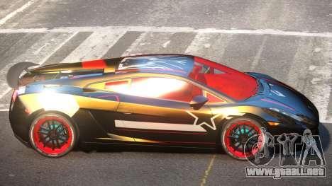 Lamborghini Gallardo FSI PJ1 para GTA 4