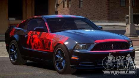 Ford Mustang 302 MS PJ2 para GTA 4