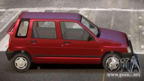 Daewoo Tico V1.0 para GTA 4