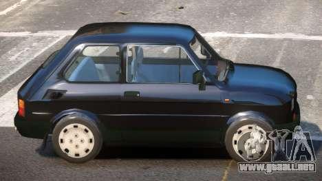 Fiat 126P V1.2 para GTA 4