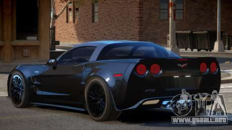 Chevrolet Corvette R-Tuned para GTA 4