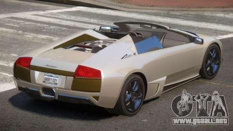 Lamborghini Murcielago LP650 para GTA 4