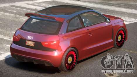 Audi A1 G-Style para GTA 4
