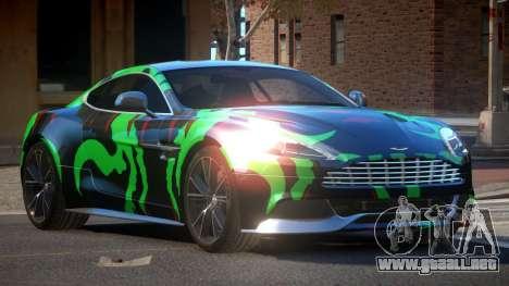 Aston Martin Vanquish LT PJ5 para GTA 4