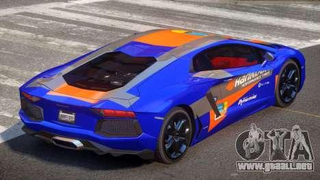 Lamborghini Aventador G-Tuned PJ3 para GTA 4