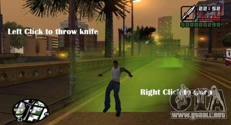 Kingsglaive CJ para GTA San Andreas