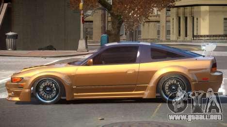 Nissan Sileighty GT para GTA 4