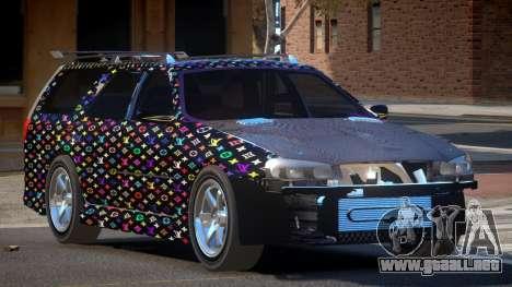 Nissan Stagea RS PJ4 para GTA 4