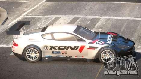 Aston Martin DBR9 G-Sport PJ6 para GTA 4