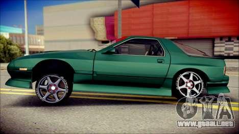 Mazda RX7 FC Bn Sports para GTA San Andreas