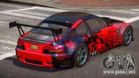 BMW M3 GT2 MS PJ1 para GTA 4