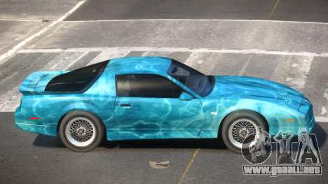 1991 Pontiac Firebird PJ1 para GTA 4