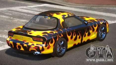 Mazda RX-7 Qn PJ3 para GTA 4