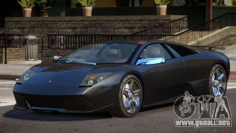 Lamborghini Murcielago RP para GTA 4