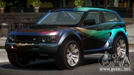 Land Rover Bowler RT PJ5 para GTA 4