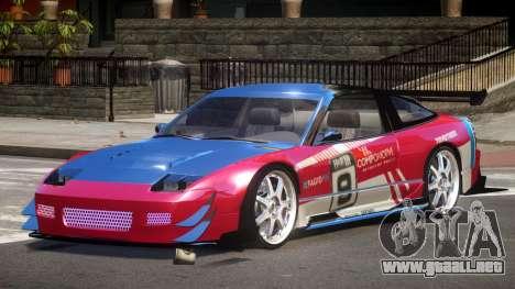 Nissan 240SX D-Tuned PJ2 para GTA 4