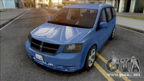Dodge Grand Caravan para GTA San Andreas