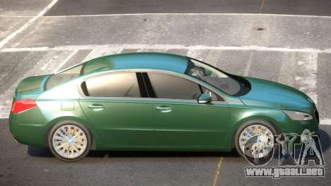 Pegeout 508 E-Style para GTA 4