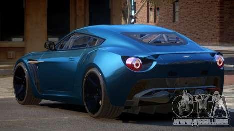 Aston Martin Zagato G-Style para GTA 4