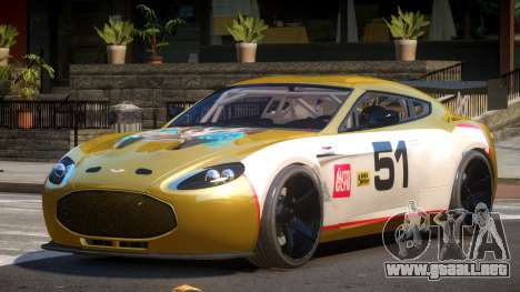 Aston Martin Zagato G-Style PJ6 para GTA 4