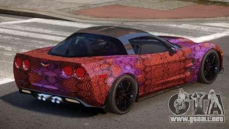 Chevrolet Corvette R-Tuned PJ3 para GTA 4