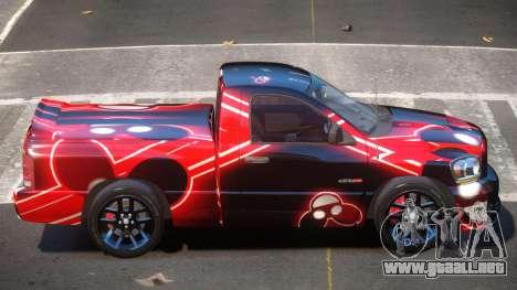Dodge Ram R-Tuned PJ2 para GTA 4
