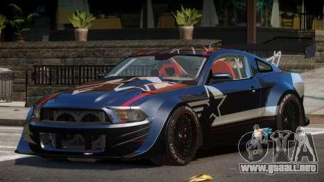 Ford Mustang GT R-Tuning PJ6 para GTA 4