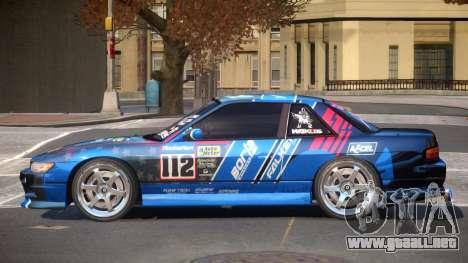 Nissan Silvia S13 TR PJ1 para GTA 4
