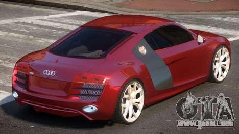 Audi R8 G-Style para GTA 4