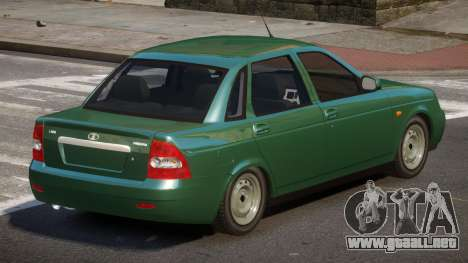 Lada Priora TR para GTA 4