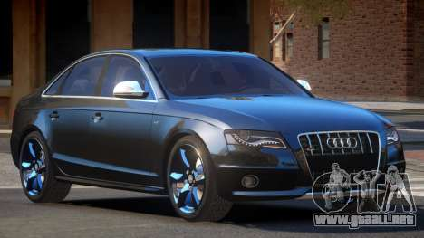 Audi S4 FS para GTA 4