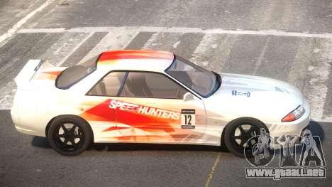 Nissan Skyline R32 V-Style PJ1 para GTA 4