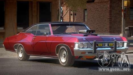 Chevrolet Impala GS PJ5 para GTA 4